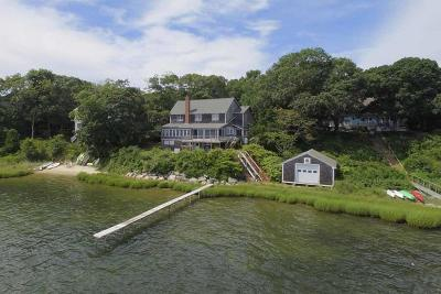 Single Family Home For Sale: 44 Waquoit Landing Road