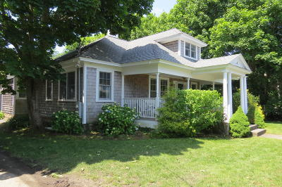 Chatham Single Family Home For Sale: 747 Main Street