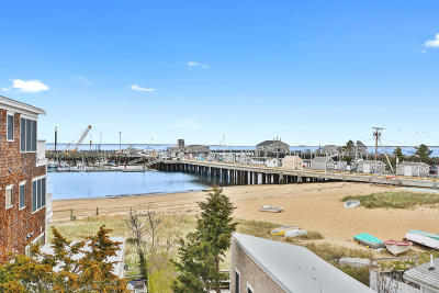 Provincetown Condo/Townhouse For Sale: 331 Commercial Street #4