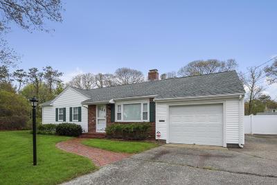 Falmouth Single Family Home For Sale: 72 Maravista Avenue