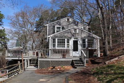 Single Family Home For Sale: 95 Huckins Neck Road