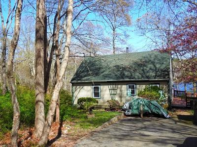 Falmouth Single Family Home For Sale: 8 Shallow Pond Lane