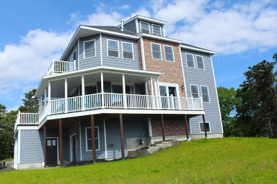 Bourne Single Family Home For Sale: 227 Old Plymouth Road