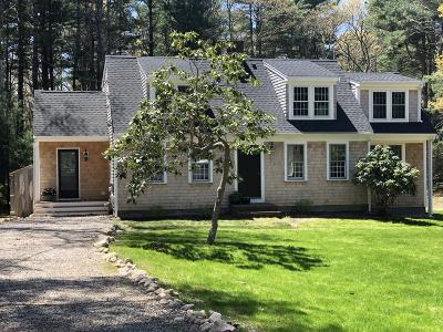 Falmouth Single Family Home For Sale: 37 Overy Drive