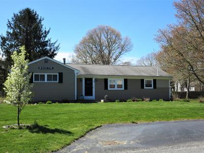 Yarmouth Single Family Home For Sale: 33 Deerfield Road
