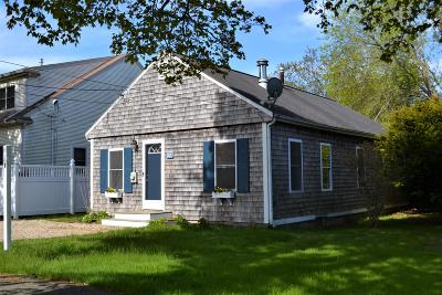 Falmouth Single Family Home For Sale: 101 King Street