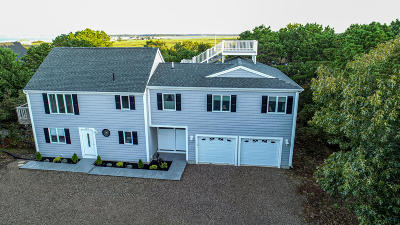 Eastham Single Family Home For Sale: 170 Salt Works Road