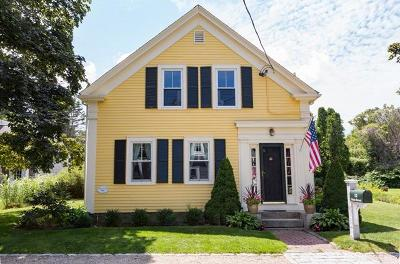 Sandwich Single Family Home For Sale: 13 State Street