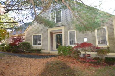 Mashpee Condo/Townhouse For Sale: 36 Windsor Point
