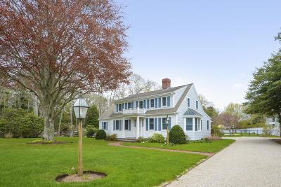Single Family Home For Sale: 218 Wianno Avenue