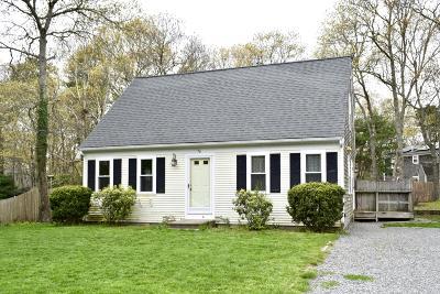 Barnstable Single Family Home For Sale: 76 Tanbark Road