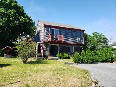 Chatham Single Family Home For Sale: 424 Stage Harbor Road