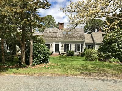 Single Family Home For Sale: 592 Poponessett Road