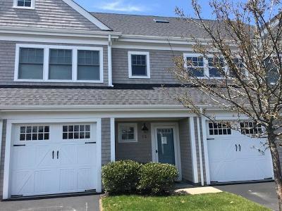 Barnstable Condo/Townhouse For Sale: 320 Stevens Street #F2 BLDG