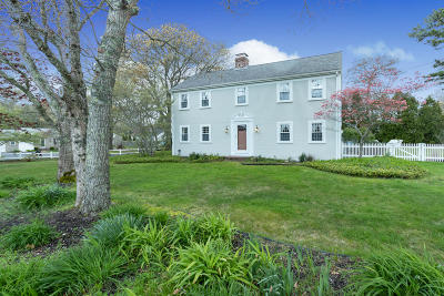 Yarmouth Single Family Home For Sale: 2 Country Club Drive
