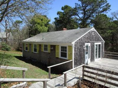 Harwich Single Family Home For Sale: 35 Ridgevale Road