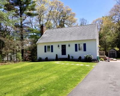 Single Family Home For Sale: 185 Knotty Pine Lane