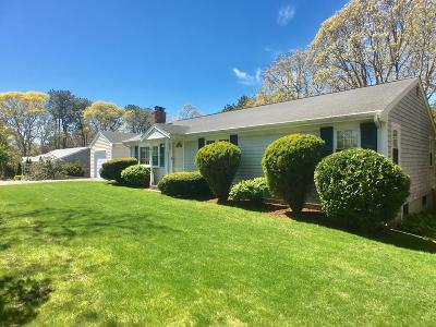 Yarmouth MA Single Family Home For Sale: $379,000