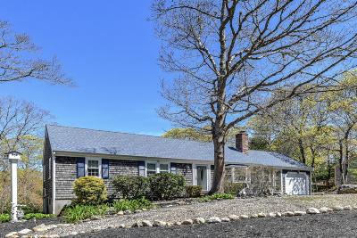 Barnstable Single Family Home For Sale: 40 Three Ponds Drive