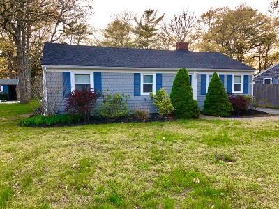 Yarmouth MA Single Family Home For Sale: $339,000
