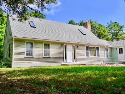 Mashpee Single Family Home For Sale: 13 Brookside Circle