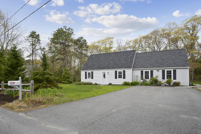 Falmouth Single Family Home For Sale: 45 Doran Drive