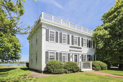 Eastham Single Family Home For Sale: 70 & 76 Old State Highway