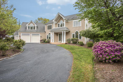 Sandwich Single Family Home For Sale: 37 Reflection Drive