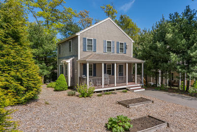 Sandwich Single Family Home For Sale: 12 Pine Road
