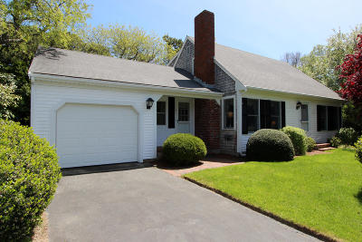 Brewster Single Family Home Active W/Contingency: 167 Ambergris Circle