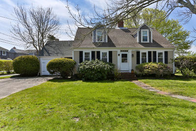Chatham MA Single Family Home For Sale: $1,349,000