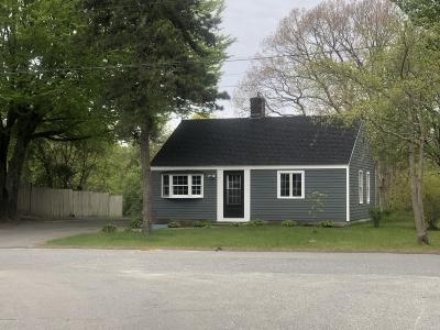 Barnstable Single Family Home For Sale: 38 General Patton Drive