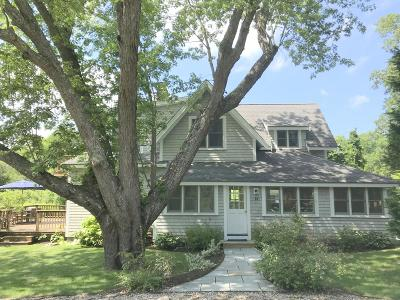 Barnstable Single Family Home For Sale: 93 Ocean Avenue
