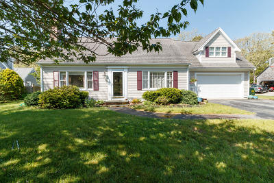 Sandwich Single Family Home For Sale: 12 Easterly Drive