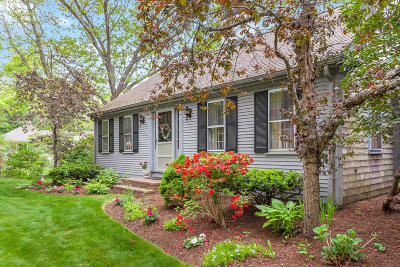 Sandwich Single Family Home For Sale: 24 Shawme Road