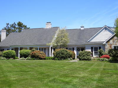 Barnstable Single Family Home Active W/Contingency: 192 Mistic Drive