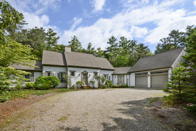 Barnstable Single Family Home For Sale: 644 Old Post Road