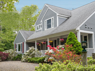 East Falmouth Single Family Home For Sale: 43 Quimby Lane