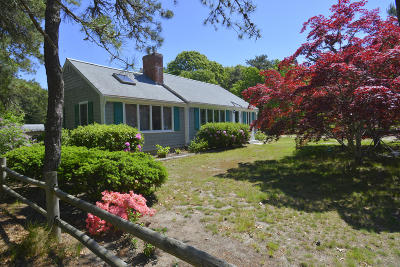 Yarmouth Single Family Home For Sale: 182 Silver Leaf Lane