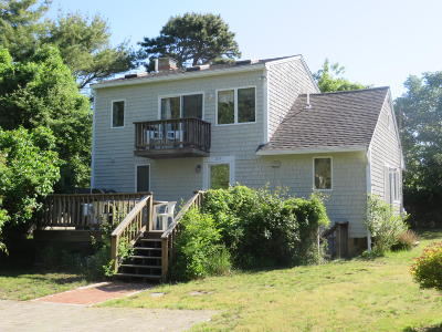 Barnstable Single Family Home For Sale: 279 Ocean Street