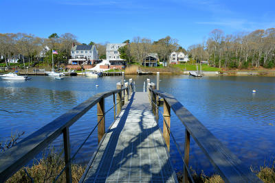 Falmouth Single Family Home For Sale: 23 Childs River Road