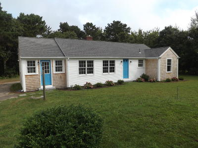 Harwich Single Family Home For Sale: 78 Long Road