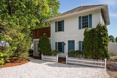 Barnstable Single Family Home For Sale: 33 Oyster Place Road