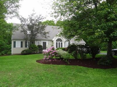 Barnstable Single Family Home For Sale: 115 Regatta Drive