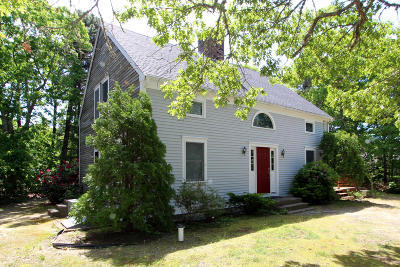 Eastham Single Family Home For Sale: 10 Hoyt Road