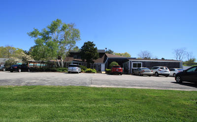 Falmouth Commercial For Sale: 188 Nathan Ellis Highway