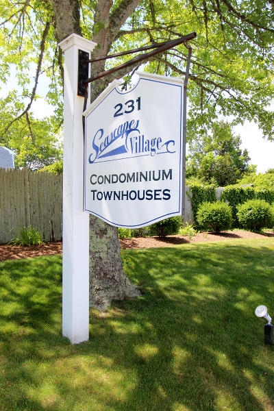 Harwich Condo/Townhouse For Sale: 231 Route 28 #4-20