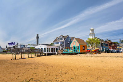 Provincetown Condo/Townhouse For Sale: 361 A Commercial Street #U2