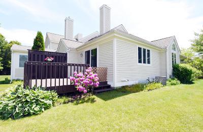 Mashpee Condo/Townhouse For Sale: 125 N Leisure Green Drive