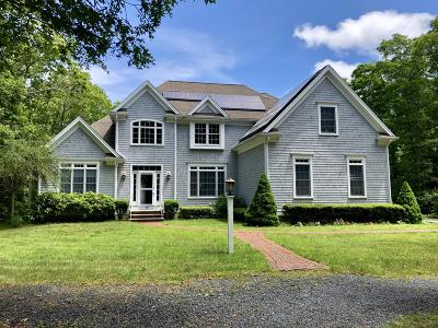 Mashpee Single Family Home For Sale: 17 Payamps Road